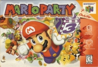 Mario Party Box Art