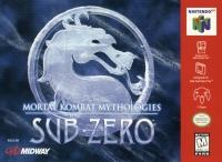 Mortal Kombat Mythologies: Sub-Zero Box Art