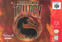 Mortal Kombat Trilogy Box Art