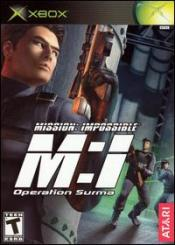Mission: Impossible - Operation Surma Box Art