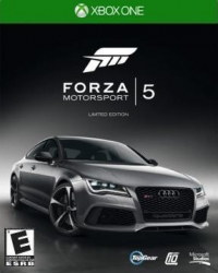 Forza Motorsport 5 - Limited Edition Box Art