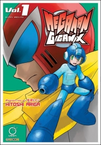 Mega Man Gigamix Vol. 1 Box Art