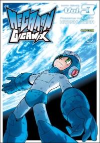 Mega Man Gigamix Vol. 3 Box Art