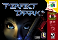Perfect Dark Box Art