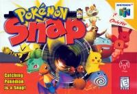 Pokémon Snap (78% Total Recovered Fiber) Box Art