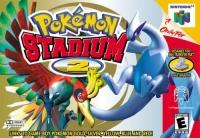 Pokémon Stadium 2 Box Art