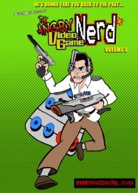 Angry Video Game Nerd, The: Volume 3 (DVD) Box Art