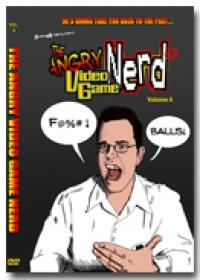 Angry Video Game Nerd, The: Volume 4 (DVD) Box Art