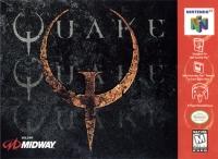 Quake Box Art
