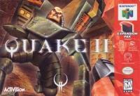 Quake II Box Art