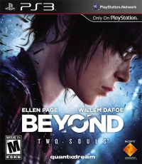 Beyond: Two Souls - Special Edition Box Art