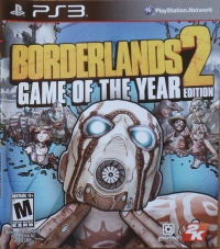 Borderlands 2 - Game of the Year Edition Box Art
