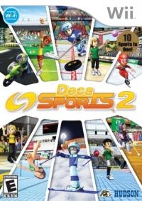 Deca Sports 2 Box Art