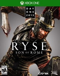 Ryse: Son of Rome - Day One Edition Box Art