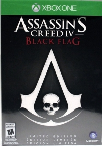 Assassin's Creed IV: Black Flag - Limited Edition Box Art