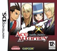 Apollo Justice: Ace Attorney Box Art