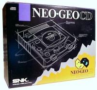 Neo Geo CD Box Art