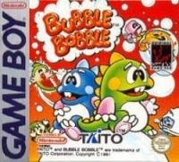 Bubble Bobble Box Art