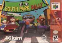 South Park Rally Box Art
