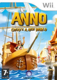 Anno: Create a New World Box Art