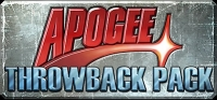 Apogee Throwback Pack, The Box Art