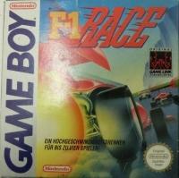 F-1 Race [DE] Box Art