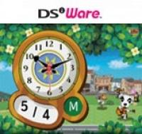 Animal Crossing Clock Box Art