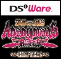 Anonymous Notes Chapter 2 - From The Abyss Box Art