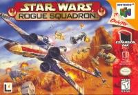 Star Wars: Rogue Squadron Box Art