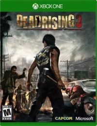 Dead Rising 3 Box Art