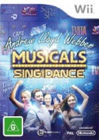 Andrew Lloyd Webber Musicals: Sing and Dance Box Art