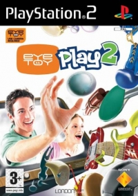 EyeToy: Play 2 Box Art