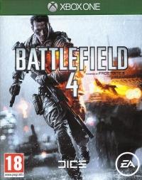 Battlefield 4 Box Art