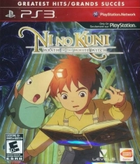Ni No Kuni: Wrath of the White Witch - Greatest Hits Box Art