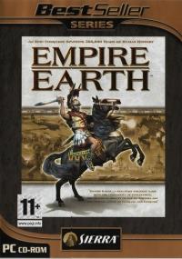 Empire Earth Box Art