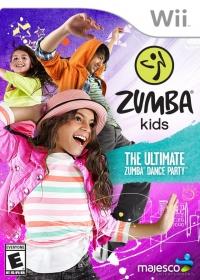 Zumba Kids Box Art
