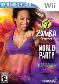 Zumba Fitness: World Party Box Art