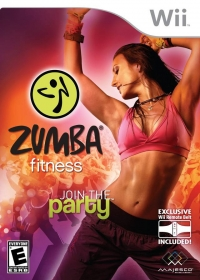 Zumba Fitness: Join the Party Box Art