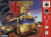 Vigilante 8 Box Art