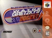 Wayne Gretzky's 3D Hockey Box Art