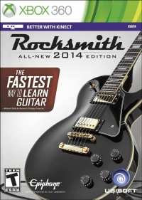 Rocksmith 2014 Edition Box Art