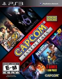 Capcom Essentials Box Art
