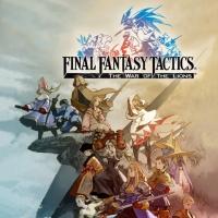 Final Fantasy Tactics: The War of the Lions Box Art