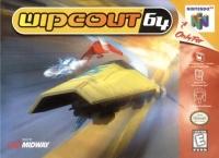 Wipeout 64 Box Art