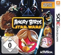 Angry Birds: Star Wars [DE] Box Art