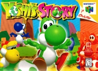 Yoshi's Story Box Art
