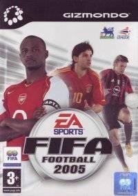 FIFA Football 2005 Box Art