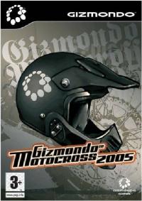 Gizmondo Motocross 2005 Box Art