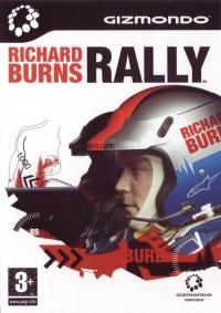 Richard Burns Rally Box Art