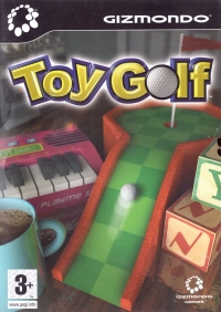 Toy Golf Box Art